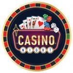 Casino Tableware & Decor